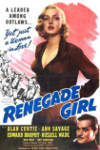 Watch Renegade Girl